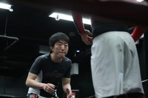 吉田くんグラップリングツアー