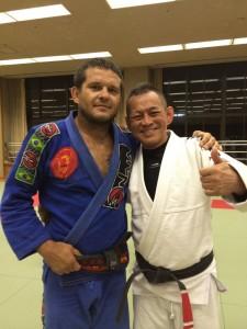 バルボーザ先生と早川代表
