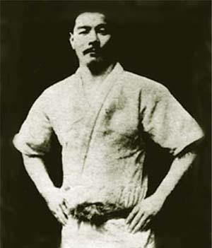 日本の柔道家、前田光世(キューバにて)