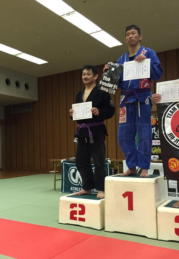 太田さん準優勝