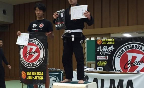 鈴木さん優勝